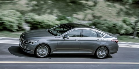 2015 Hyundai Genesis : $50-60,000 price point likely