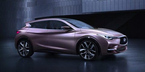 Nissan to build Infiniti and Mercedes-Benz small cars in Mexico:: report
