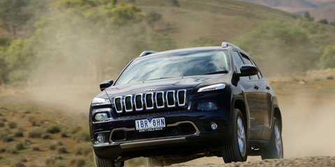 2014 Jeep Cherokee pricing and specifications
