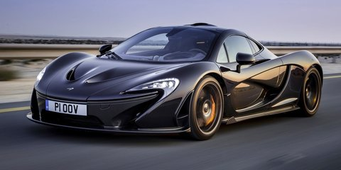 McLaren Automotive forecasts continued growth after posting first profit in 2013