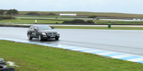 Mercedes-Benz AMG Performance drive experience