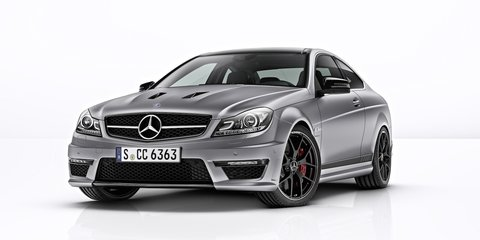 Mercedes-Benz C63 AMG 507 special offer announced