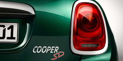 Mini Cooper SD revealed as brand's quickest diesel model yet
