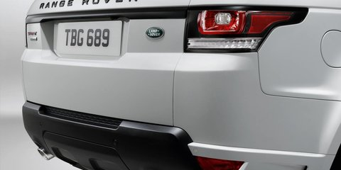 Range Rover Sport Stealth Pack revealed ahead of Goodwood Festival of Speed