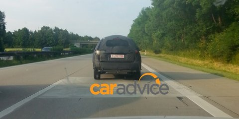 Suzuki SUV spied by CarAdvice reader in Germany