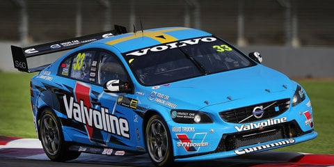 Volvo S60 sales boosted by V8 Supercars entry, says company