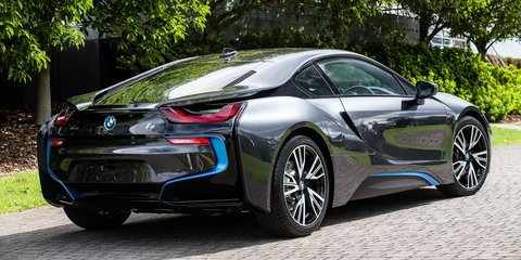 BMW i8 priced at $299,000, here in March 2015