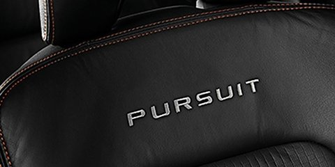 FPV Pursuit :: final edition ute arrives at $52,990