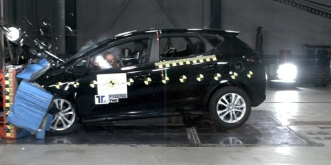 Kia Pro_cee'd GT awarded five-star ANCAP safety rating