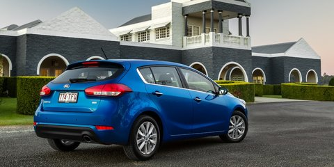 Kia Cerato S Premium added to enhanced range