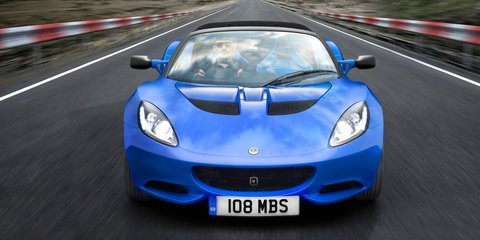 Lotus Elise S Club Racer launches from $83,250