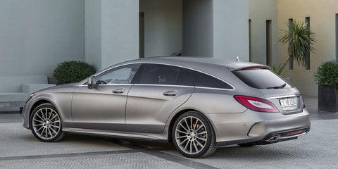 Next-generation Mercedes-Benz CLS Shooting Brake cancelled - report
