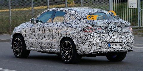 Mercedes-Benz MLC interior revealed