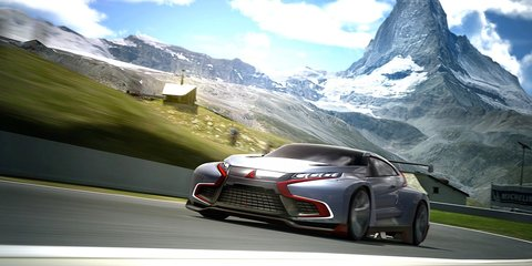 Mitsubishi XR-PHEV Vision Gran Turismo : Video game racer released, fans still waiting for Evo successor