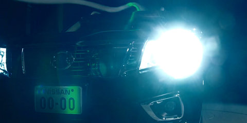 New Nissan Navara's second teaser video reveals more details