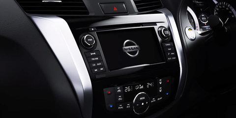 New Nissan Navara interior revealed
