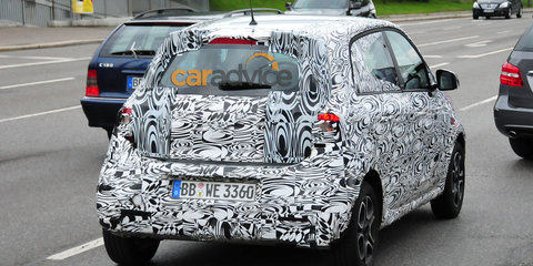 2015 Smart ForFour spy photos