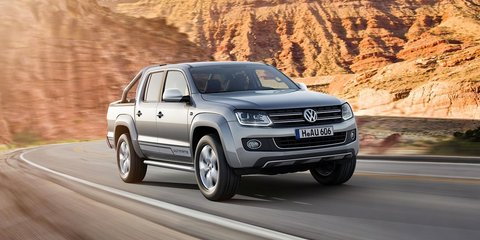 Volkswagen Amarok Ultimate : flagship ute enhanced