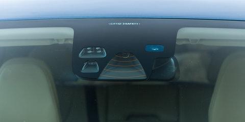 Autonomous emergency braking explained
