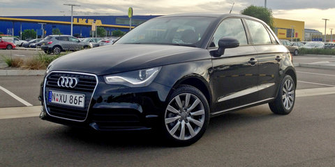 Audi A1 Sportback Review : Long-term report four