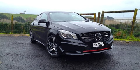 Mercedes-Benz CLA-Class Review: CLA250 Sport 4MATIC
