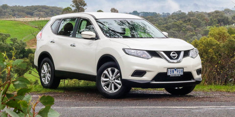 Nissan X-Trail 'Divide-N-Hide' cargo system