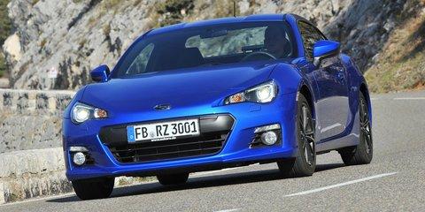 Subaru BRZ no one-generation wonder, says FHI boss