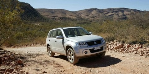 Suzuki Grand Vitara replacement still a few years away