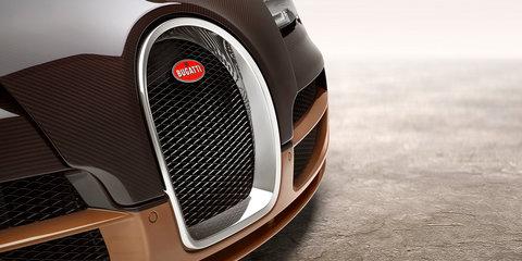 Next Bugatti will have hybrid drivetrain - report