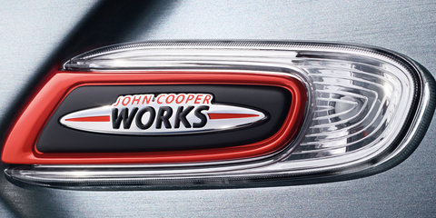 Next Mini John Cooper Works models to get 172kW turbo engine - report