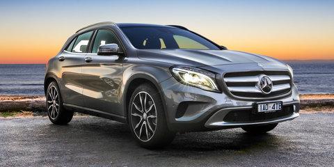 2015-2016 Mercedes-Benz A-Class, CLA, GLA recalled for transmission fix