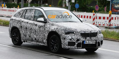 2015 BMW X1 to go front-drive and spawn a new X2 'coupe' derivative