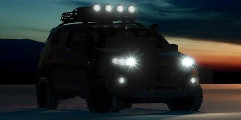 2016 Chevrolet Niva teased