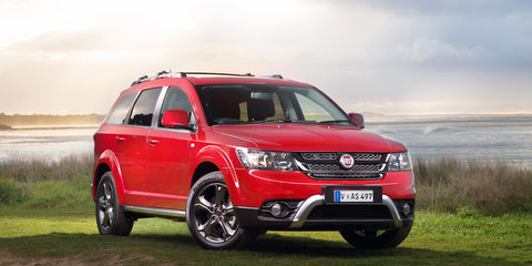 2015 Fiat Freemont Crossroad V6 Review