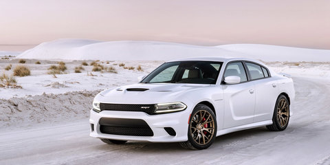 Dodge Charger SRT Hellcat claims to be world's fastest, most powerful sedan