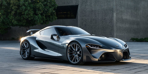 Toyota Supra firming for 2018 launch - report