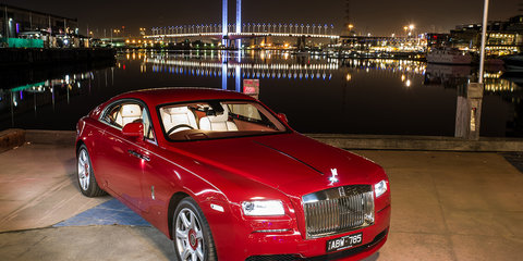 """Rolls-Royce will """"never"""" build a small car"""