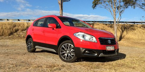 2014 Suzuki S-Cross Review