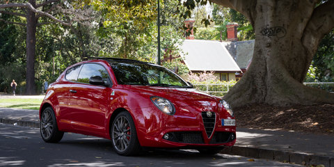 Alfa Romeo MiTo dropped from Australian line-up