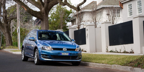 2015 Volkswagen Golf Wagon:: Week with Review