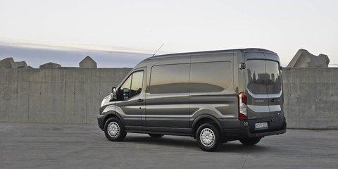 Ford recalls 400,000 Transit vans in North America, Australia unaffected