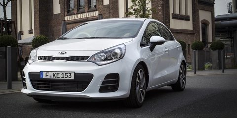 Kia Rio hot-hatch: 186kW go-fast model planned