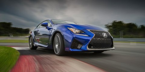 "Lexus Australia rules out V8 Supercar entry ""at this stage"""