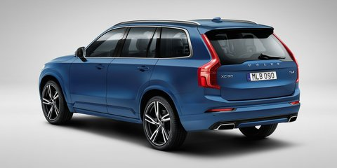 Volvo XC90 : Swedish brand not interested in beating dynamics of Porsche Cayenne