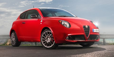 Alfa Romeo Mito QV : Fresh look, new infotainment tech for Italian pocket rocket