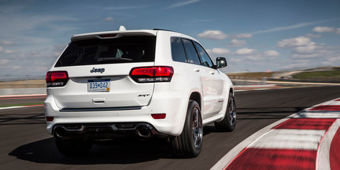 Jeep Grand Cherokee 'Trackhawk' heading to New York – report