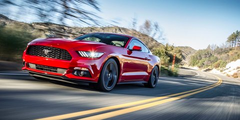 2018 Ford Mustang: 10-speed auto details surface online