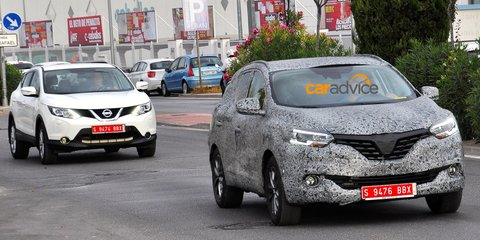 Renault confirms two new SUVs, but Australian arm rules out Qashqai-based variant