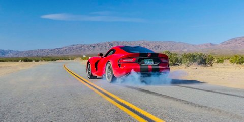 Dodge Viper slashed by up to $30k in bid to stir treacle-slow sales
