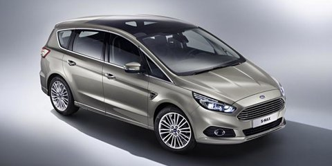 2015 Ford S-Max people-mover revealed